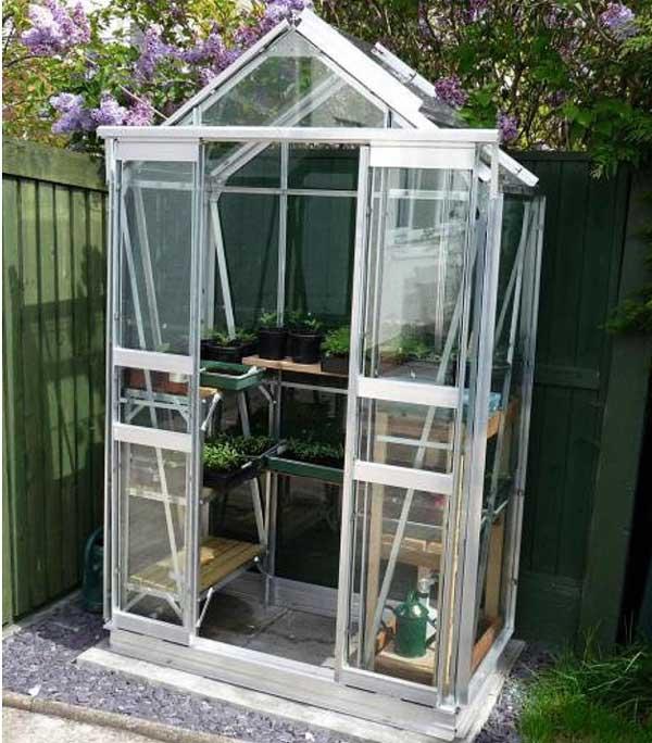 Simplicity Sandon Greenhouse