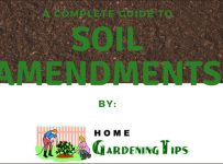 soil amendments